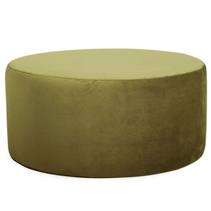 Bella Moss Green Universal Round Cover