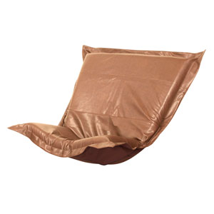 Avanti Bronze Puff Chair Cover