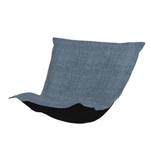 Coco Sapphire Puff Chair Cover