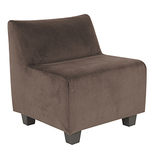 Pod Chair Cover Bella Chocolate