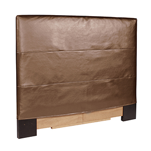 Luxe Bronze Twin Headboard
