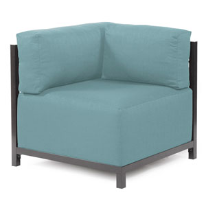 Axis Sterling Breeze Corner Chair with Titanium Frame