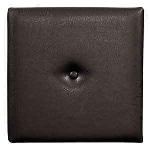 Avanti Black 1-Inch Wall Pixel with Button