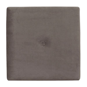 Bella Pewter 1-Inch Wall Pixel with Button