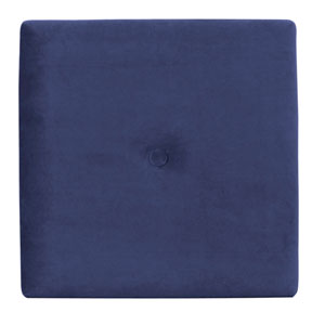 Bella Royal Blue 1-Inch Wall Pixel with Button