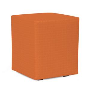 Universal Seascape Canyon Cube Ottoman
