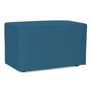 Universal Seascape Turquoise Bench