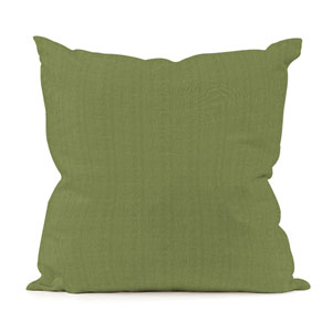Seascape Moss 20 x 20-Inch Pillow