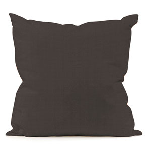 Seascape Charcoal 20 x 20-Inch Pillow