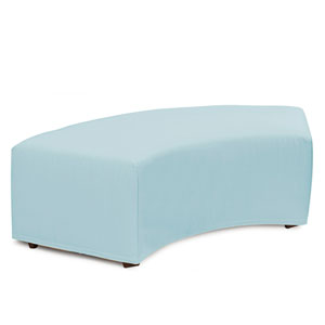 Universal Seascape Breeze Radius Bench