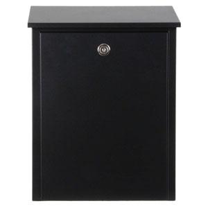 Allux Series Black Mailboxes Allux 200