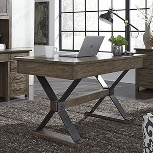 Sonoma Road Weather Beaten Bark 31-Inch Writing Desk