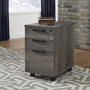 Tanner Creek Graystone 16-Inch File Cabinet