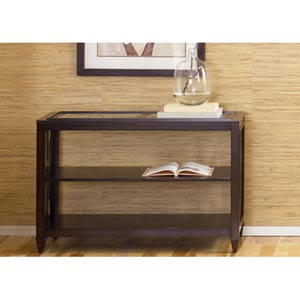 Caroline Espresso Sofa Table