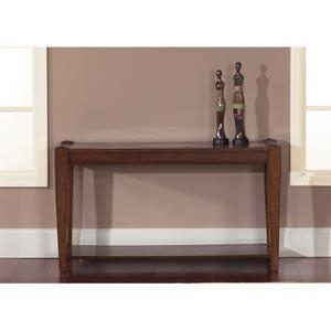 Parkhurst Cognac Sofa Table