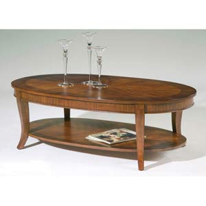 Bradshaw Oval Cocktail Table