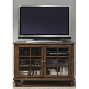Low Country Bronze TV Console