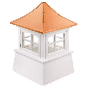 Windsor 54 x 82 Vinyl Cupola
