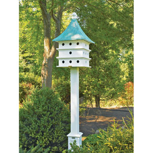 Ultimate Martin Bird Feeder/Bird House