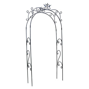 Tuileries Wrought Iron Arbor