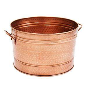 Round Steel Tub