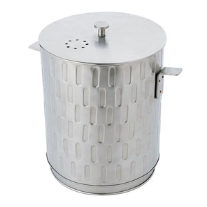 Kitchen Compost Pail with Carbon Filters
