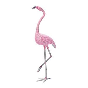 American Flamingo Statue