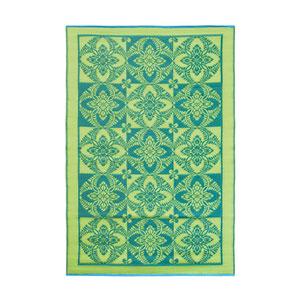 Primrose 4 x 6 Floor Mat Green Apple