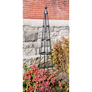 Wrought Iron Obelisk I