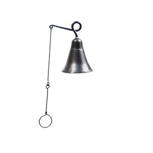 Wrought Iron Bell, Small