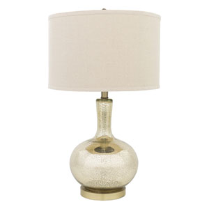 Emma Gold One-Light Table Lamp