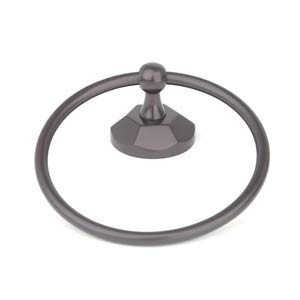 Esaro Oil Rubbed Bronze Towel Ring