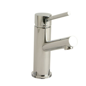 Single Control Lavatory Faucet - Polished Chrome