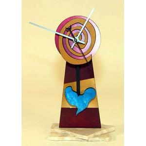 Little Wow Table Clock by David Scherer