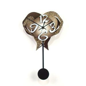 Small Heart Wall Clock