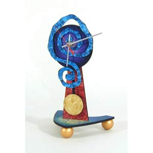 Zippo Table Clock by David Scherer