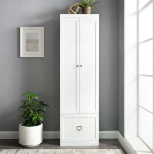 Harper White Convertible Pantry Closet