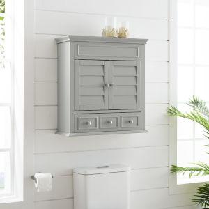 Lydia Gray Wall Cabinet