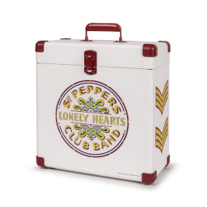 Beatles 14-Inch Sgt Pepper Record Carrier Case
