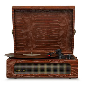 Brown Voyager Turntable