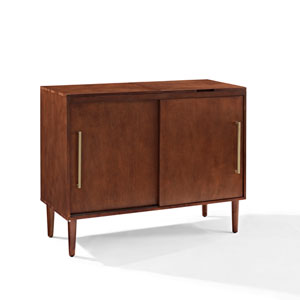 Everett Mahogany Media Console