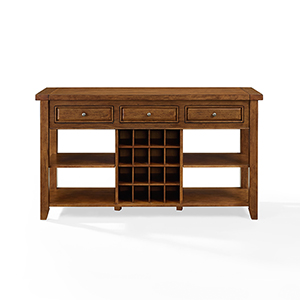 Sienna Wine Table in Moroccan Pine
