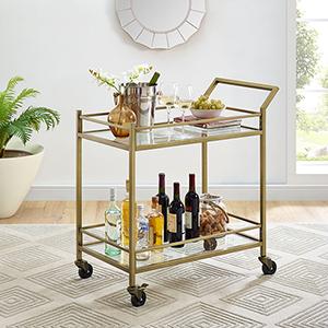 Aimee Bar Cart