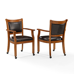 Reynolds Game Chair in Dutch Colonial- Set of 2