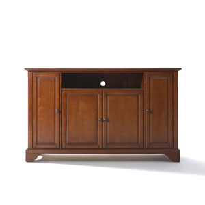 LaFayette 60-Inch TV Stand in Classic Cherry Finish