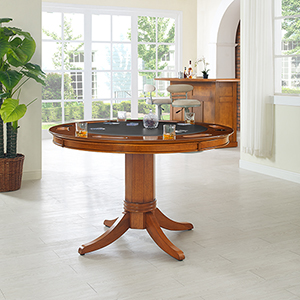 Reynolds Game Table in Dutch Colonial