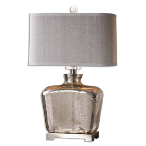 Molinara Mercury One-Light Glass Table Lamp