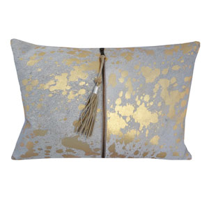 Canaan Gold 14 x 20 In. Decorative Pillow