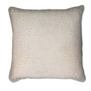 Sintra Ivory 22 In. Decorative Pillow