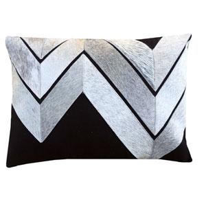 Sullana Black 14 x 20 In. Decorative Pillow